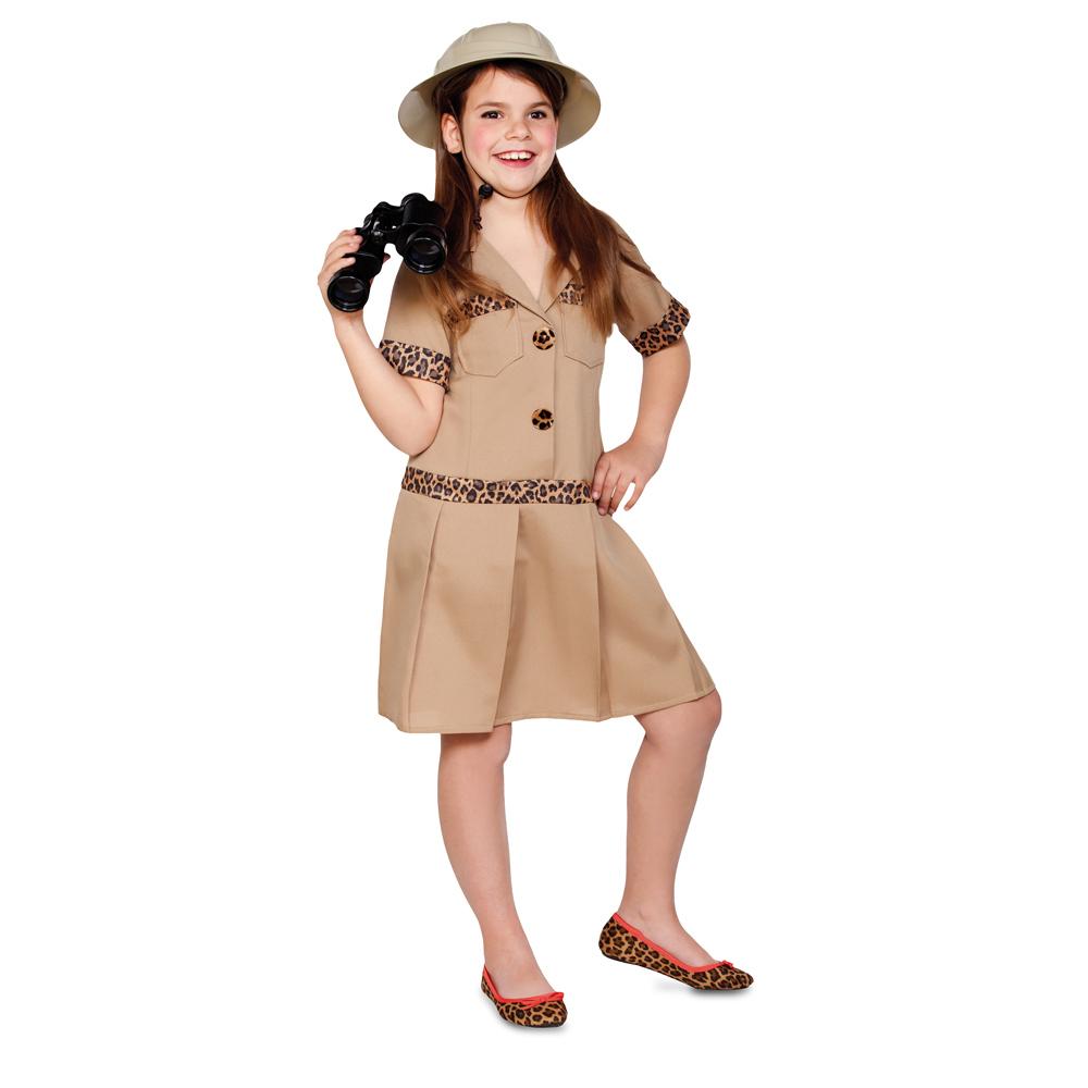 Disfraz Niña Exploradora Infantil