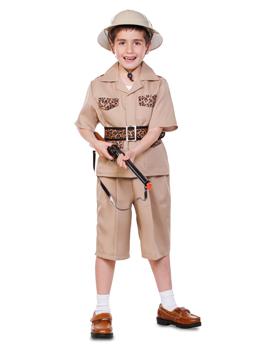 Disfraz Niño Explorador Infantil