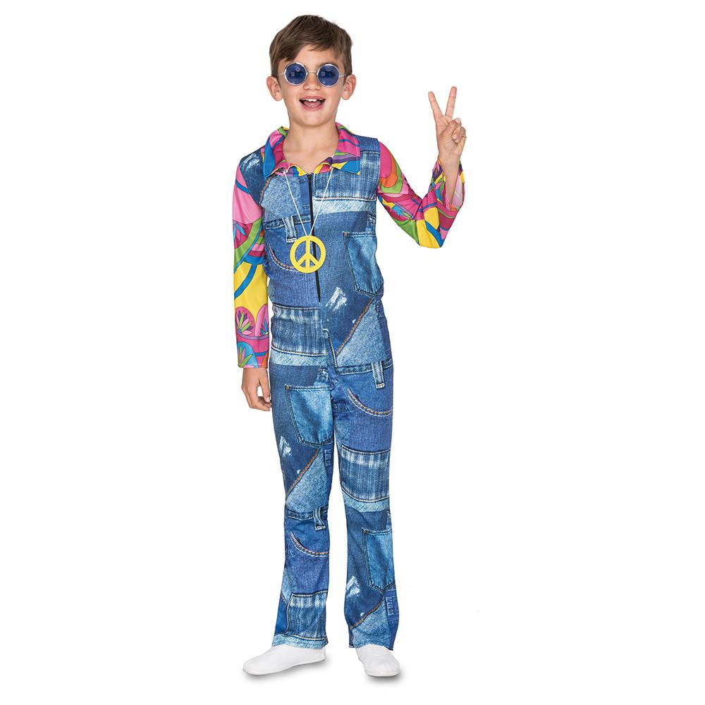 Disfraz Niño Hippie Vaquero Infantil