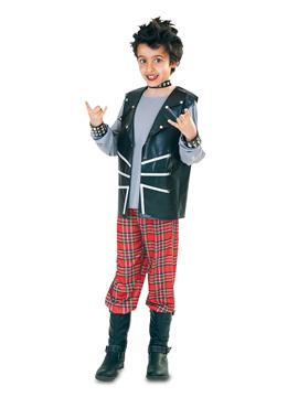 Disfraz Niño Punk Infantil