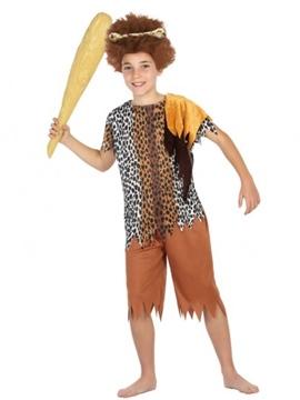 Disfraz Niño Troglodita Infantil