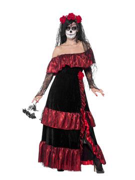 Disfraz Novia Día de los Muertos