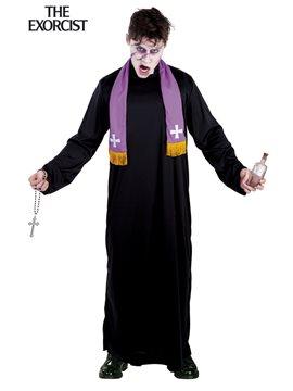 Disfraz Padre Karras el Exorcista Adulto