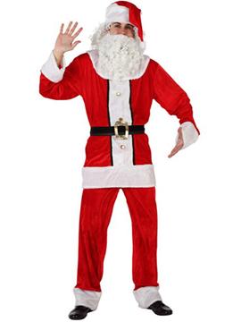 Disfraz Papá Noel Hombre Adulto