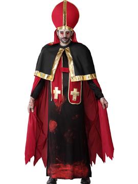 Disfraz Papa Sangriento Adulto