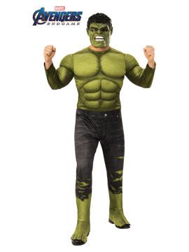 Disfraz Hulk Endgame Deluxe Adulto
