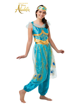 Disfraz Princesa Jasmine Adulto