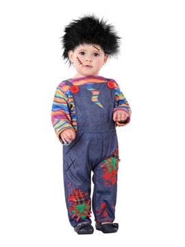 Disfraz Muñeco Siniestro Bebé