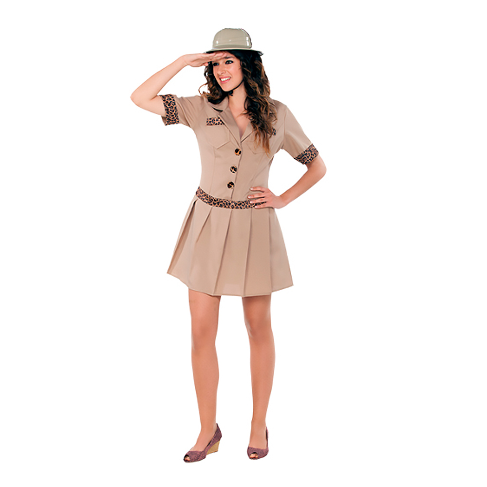Disfraz para Mujer Exploradora Adulta
