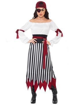 Disfraz Pirata Mujer