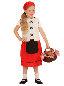 Disfraz Pastorcilla Infantil