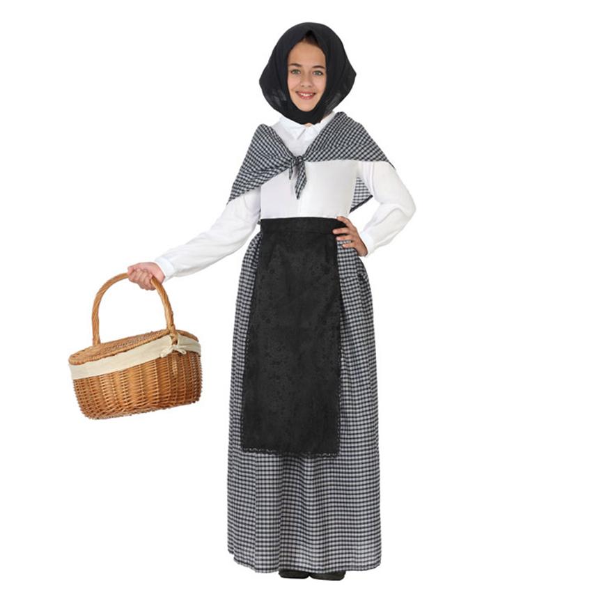 Disfraz Pastorcita Niña Infantil