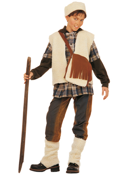 Disfraz Pastorcito Infantil