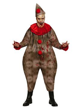 Disfraz Payaso Asesino Creepy