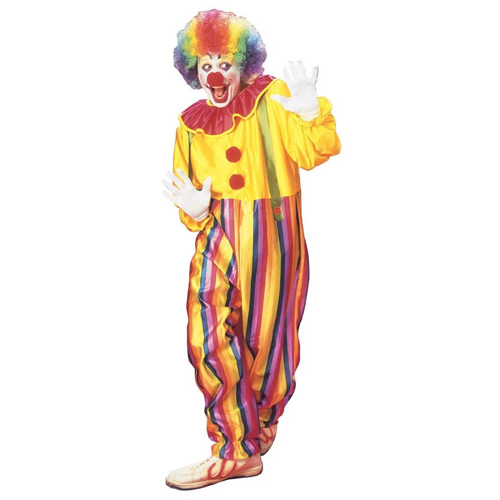 Disfraz Payaso de Circo Hombre