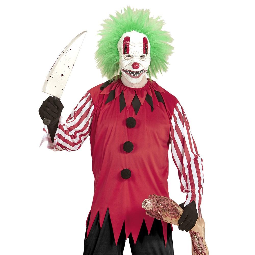 Disfraz Payaso Terrorífico Hombre