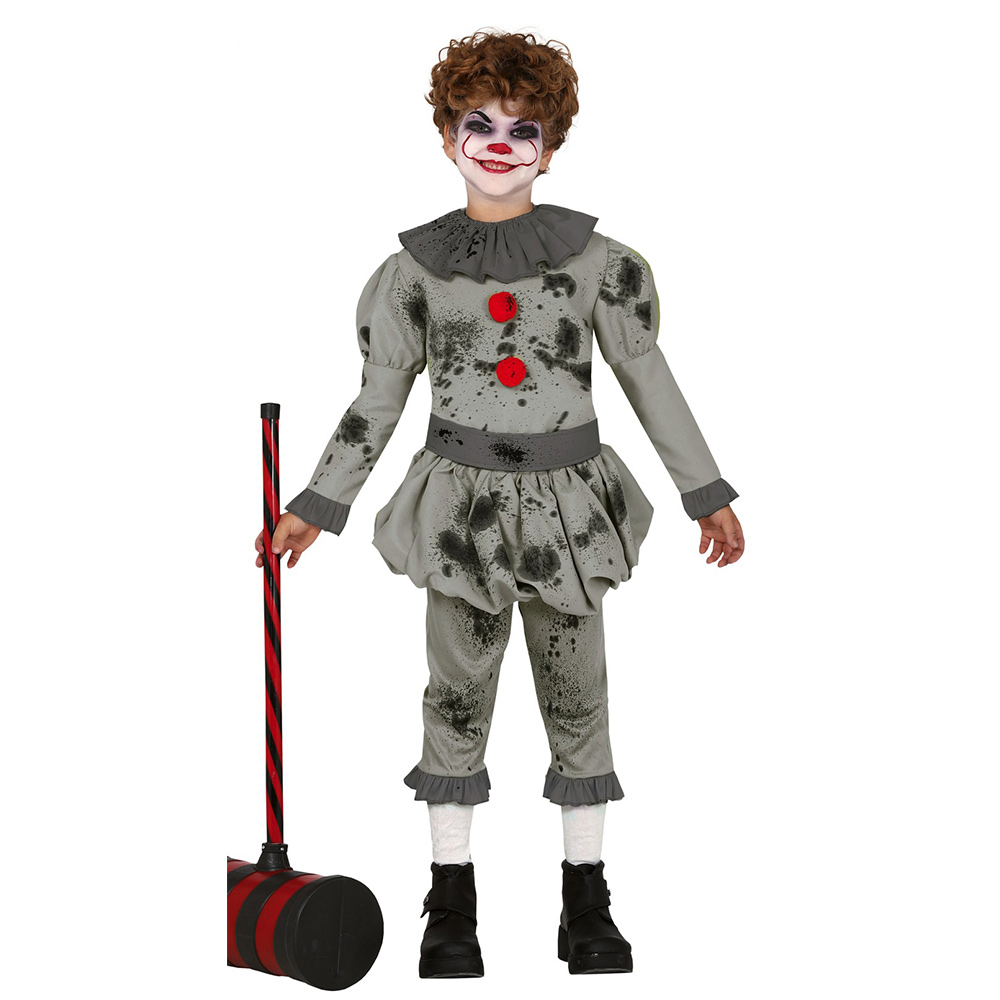 Disfraz Payaso Travieso Infantil