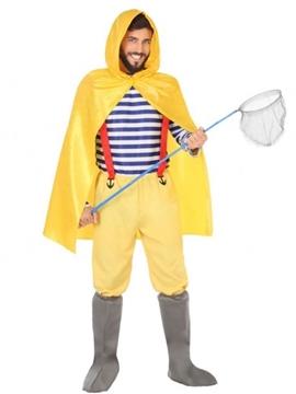 Disfraz Pescador Hombre