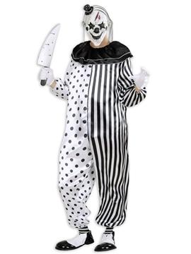 Disfraz Pierrot Asesino Adulto
