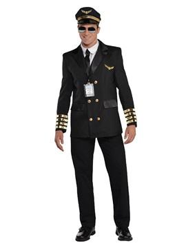 Disfraz Piloto Adulto