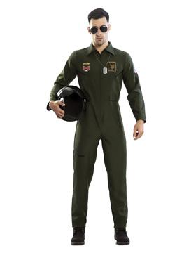 Disfraz Piloto Aviador Adulto