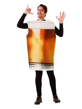 Disfraz Pinta de Cerveza Adulto