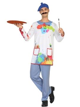 Disfraz Pintor Adulto