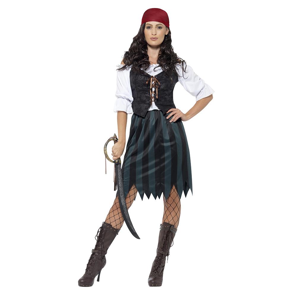 Disfraz Pirata Corsaria Adulto