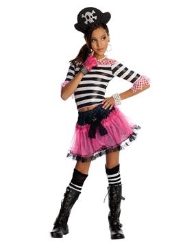 Disfraz Pirata Dark Rose Infantil