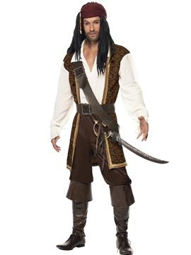 Disfraz Pirata de Alta Mar Hombre