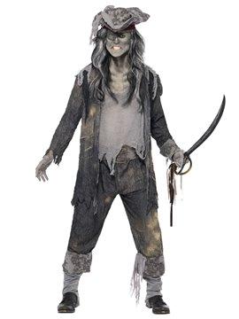 Disfraz Pirata De Barco Fantasma
