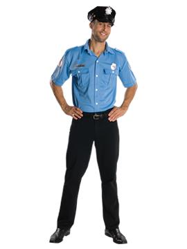 Set Disfraz Policía Adulto