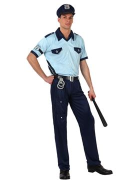 Disfraz Policía Hombre