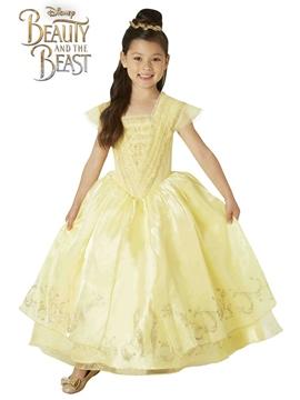 Disfraz Princesa Bella Premium Infantil