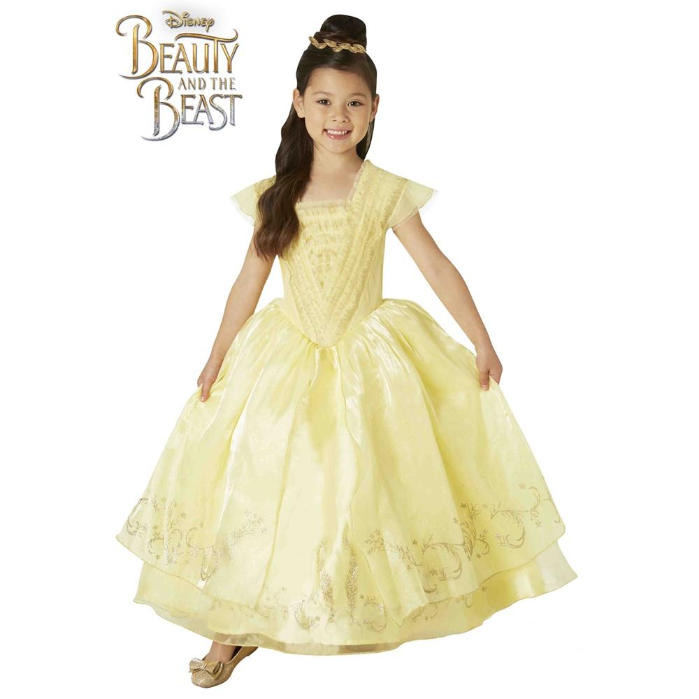 0406877baff Disfraz Princesa Bella Premium Infantil - Comprar Online  Miles de ...