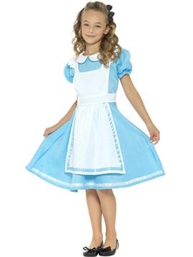 Disfraz Princesa país de las maravillas Infantil