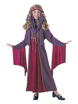 Disfraz Princesa Estilo Gótico Infantil