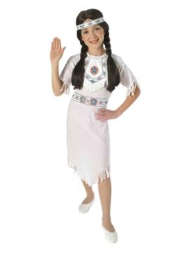 Disfraz Princesa India Apache Infantil