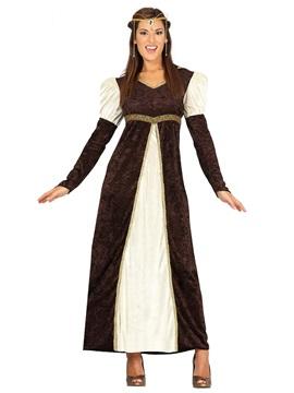 Disfraz Princesa Medieval Adulto