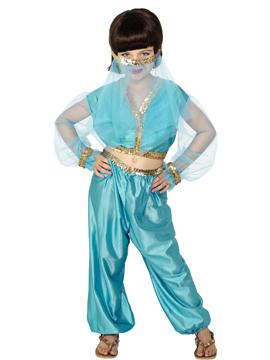 Disfraz Infantil Princesa Árabe