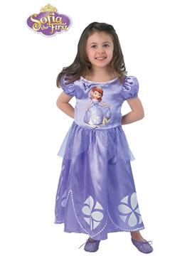 Disfraz Princesa Sofía Classic Bebé