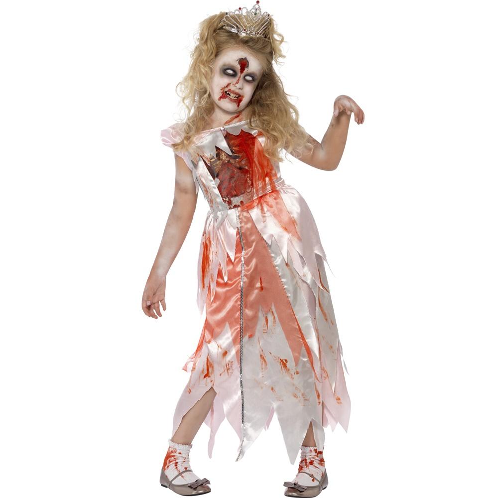 Disfraz Princesa Zombie Infantil