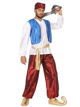 Disfraz Príncipe Árabe Adulto