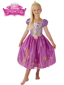 Disfraz Rapunzel Deluxe Infantil