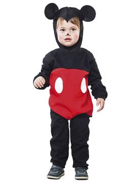 Disfraz Ratoncito Mickey Mouse Infantil