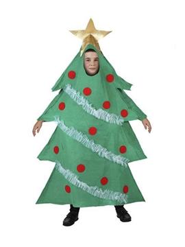 Disfraz Árbol de Navidad Estrella Infantil