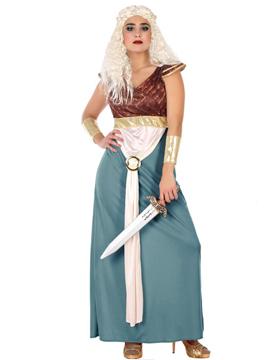 Disfraz Princesa Dragón