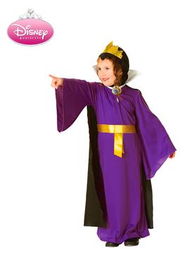 Disfraz Reina Malvada de Blancanieves Infantil