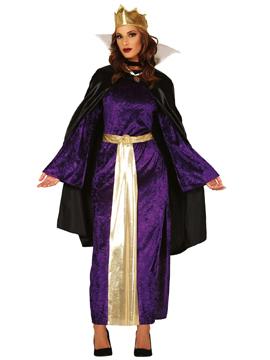Reina Malvada Púrpura Adulto