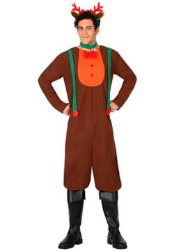 Disfraz Reno Hombre Adulto